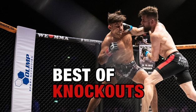 BEST OF KNOCKOUTS